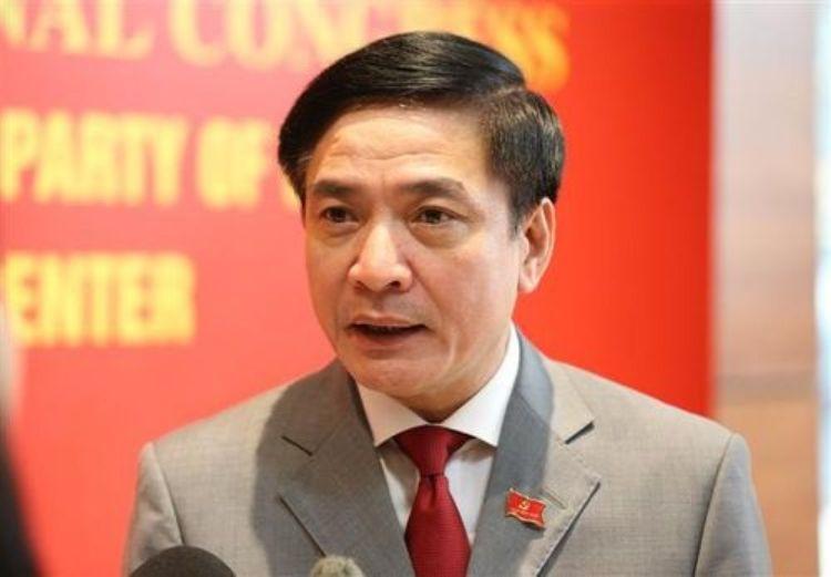 Bí thư tỉnh ủy Đăk Lăk Bùi Văn Cường được bầu làm tổng thư ký quốc hội