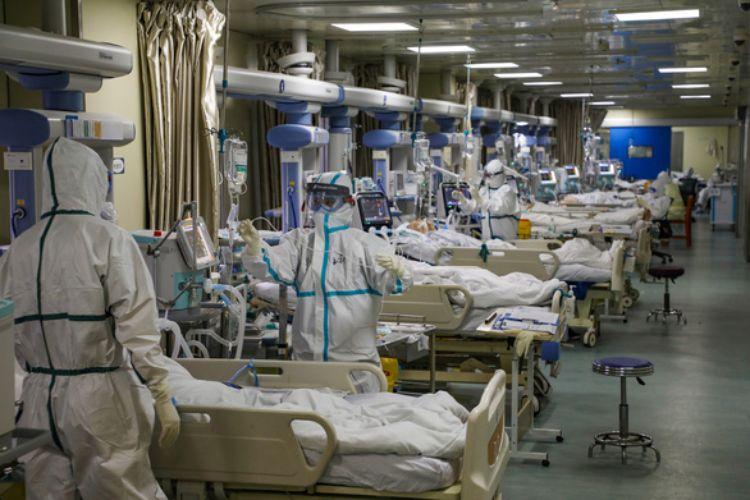 bệnh viện vũ hán