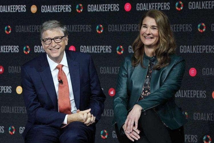 Từng có mối tình đẹp như mơ, Bill Gates ly hôn với vợ gây sốc dư luận
