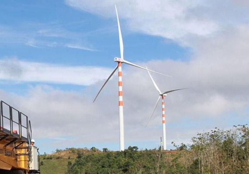 Dự án điện gió Đắk Lắk: Nhà thầu biện minh vụ đưa lao động Trung Quốc vào làm 'chui'