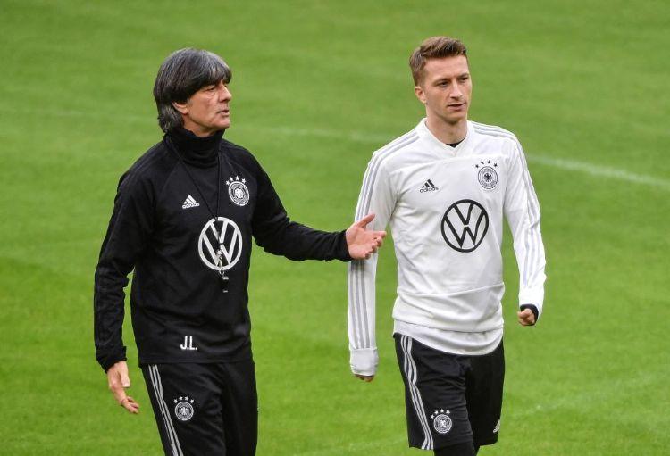 VCK EURO: Tuyển Đức nhận thêm cú sốc khi Marco Reus rút lui vì kiệt sức