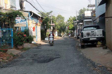 3,5 tỷ đồng cải tạo, nâng cấp đường Lê Thị Riêng (TP. Buôn Ma Thuột)