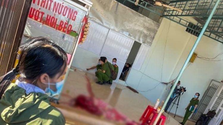 Đắk Lắk: Nghe tiếng la hét, người dân tá hỏa phát hiện người phụ nữ chết trên vũng máu