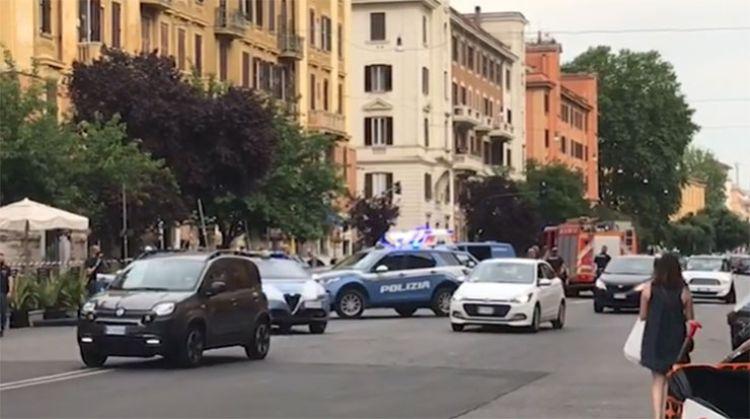 Cảnh sát tại Rome