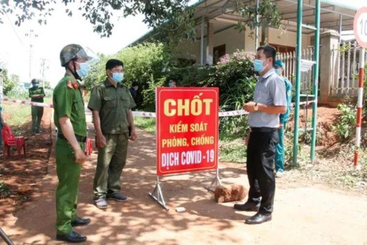 Đắk Lắk: Người dân về từ vùng dịch phải cách ly 21 ngày