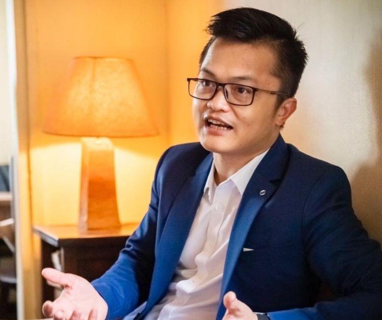 Chuyên gia truyền thông Lê Ngọc Sơn.
