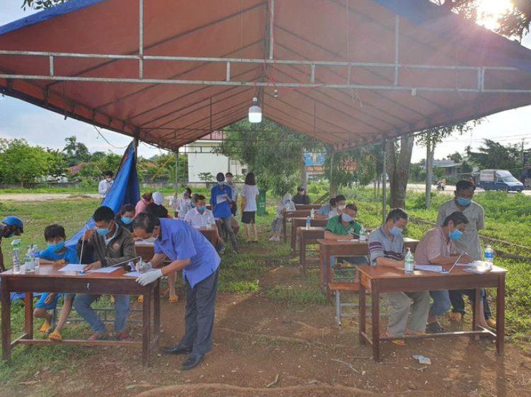 Đắk Lắk: Kết quả xét nghiệm 59 F1 của cô giáo mắc Covid-19