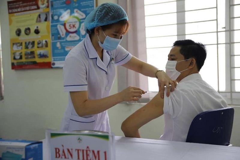 Đắk Lắk có tên trong 9 tỉnh thành tiến độ tiêm vaccine COVID-19 chậm