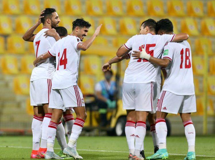 Bảng xếp hạng World Cup 2022: UAE phả hơi nóng lên ngôi đầu tuyển Việt Nam