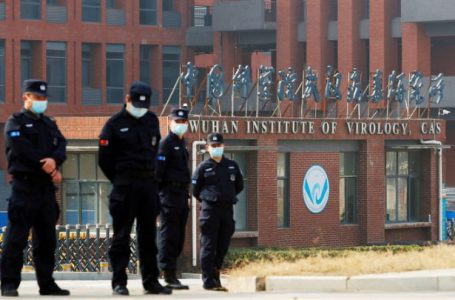 Viện Virus học Vũ Hán (WIV) ở TP Vũ Hán- Trung Quốc. Ảnh: Reuters
