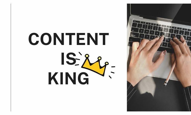 Content | Yếu tố quyết định thứ hạng website
