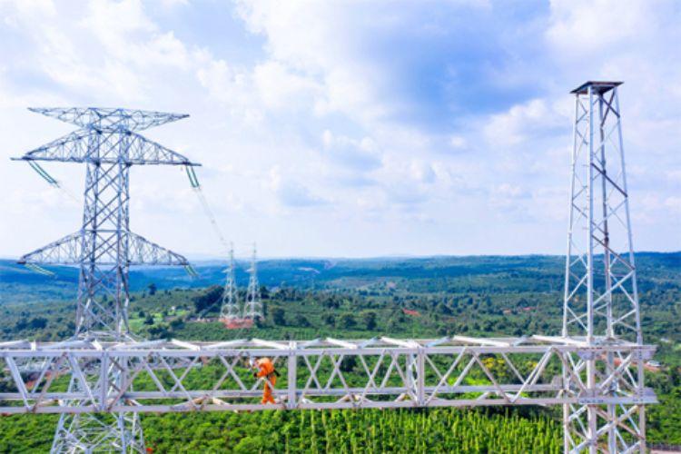 Đak Lak: Biến gió Tây Nguyên thành điện sạch