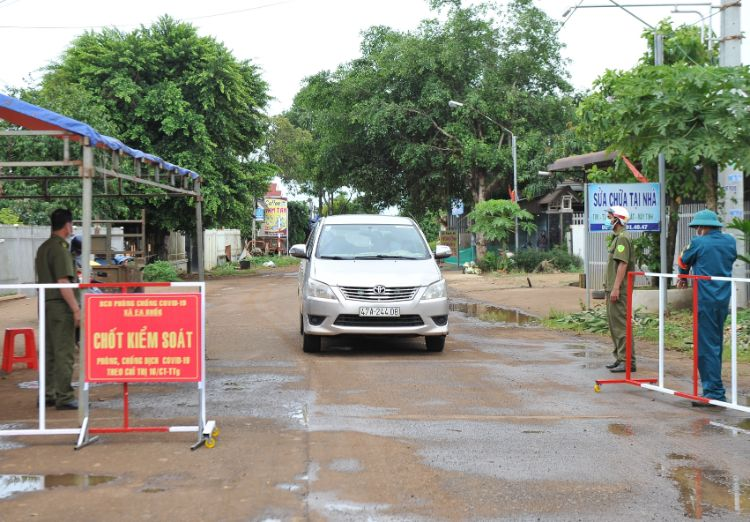 Ngày 23-7: Thêm 33 trường hợp dương tính với SARS-CoV-2 tại Đắk Lắk