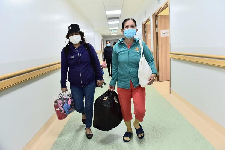 Kỷ lục mới: TP.HCM có 4.353 bệnh nhân COVID-19 xuất viện trong ngày