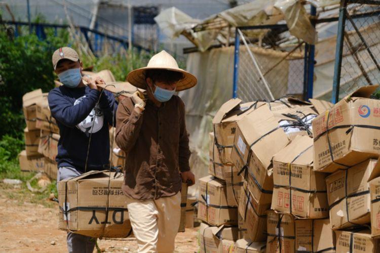 Nhà cung cấp nói giá chỉ nhích nhẹ, sao người dân TP.HCM mua 2kg khổ qua 105.000 đồng?