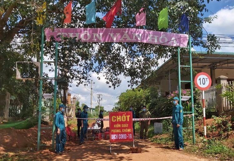 Đắk Lắk: Trường hợp thứ 7 dương tính với SARS-CoV-2 trở về từ TP. Hồ Chí Minh