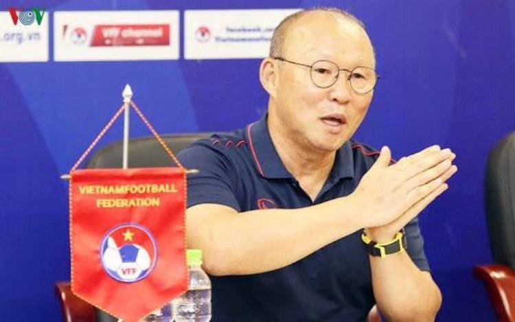 HLV Park Hang-seo: Đội nào ở bảng B cũng mạnh hơn Việt Nam