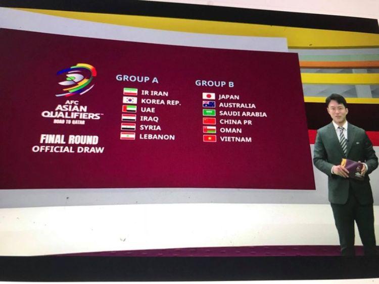bảng vòng loại 3 world cup