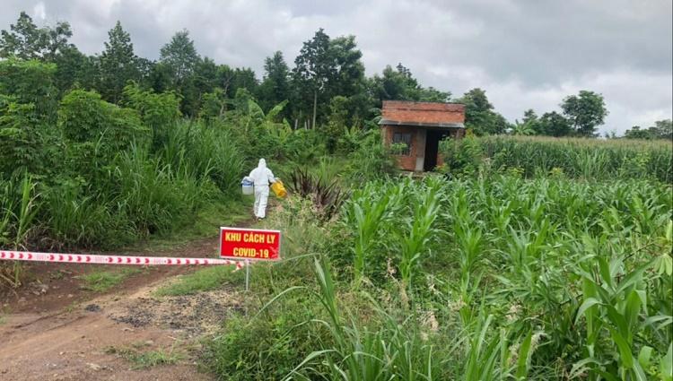 Đắk Lắk tiếp tục ghi nhận trường hợp thứ 9 dương tính với SARS-CoV-2
