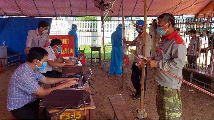 Ngày 30/7: Đắk Lắk ghi nhận thêm 19 trường hợp mắc COVID-19