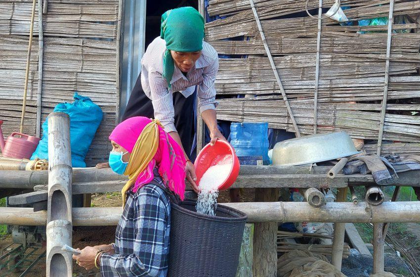 Đắk Lắk: Ấm lòng người dân ở vùng phong tỏa