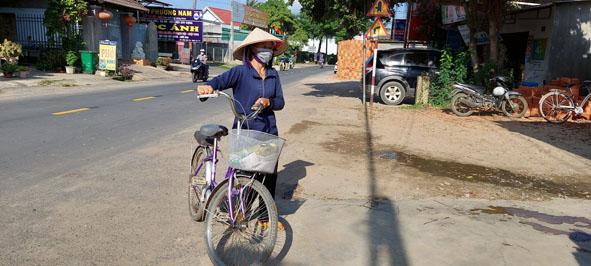 Bà Lê Thị Phương