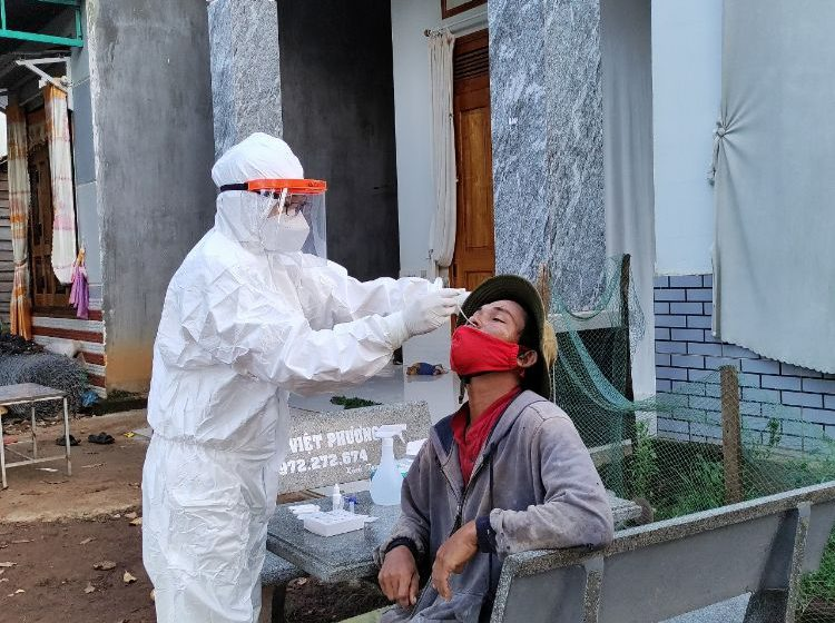 Ngày 21/7: Tiếp tục ghi nhận 3 trường hợp dương tính với SARS-CoV-2 tại Đắk Lắk