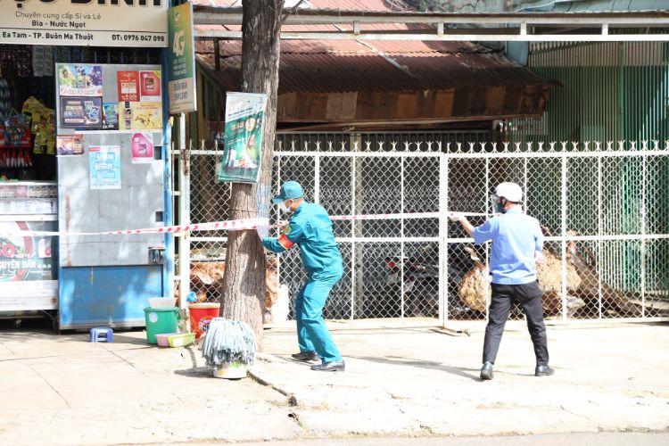 Ngày 22/07: Đắk Lắk ghi nhận thêm 10 ca dướng tính SARS-CoV-2