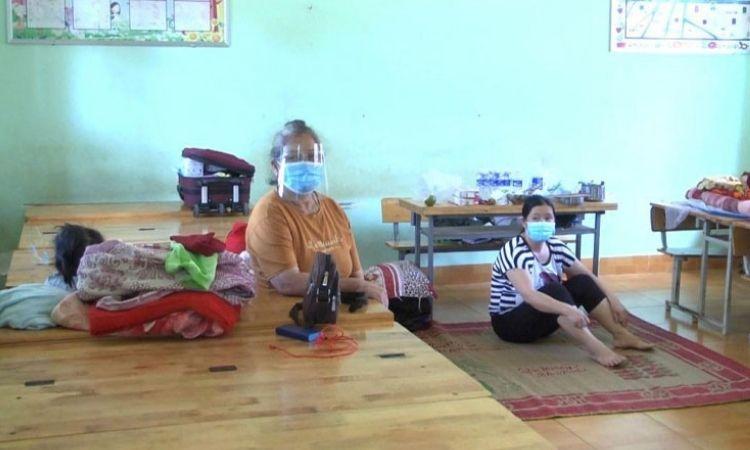 Đắk Lắk: Huyện Ea Kar thiết lập 35 khu cách ly tập trung