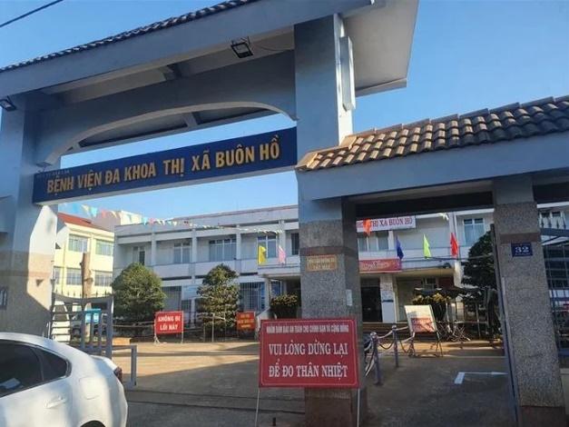 Bệnh viện thị xã Buôn Hồ