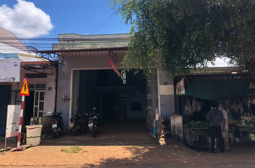 Mua Bán Nhà Phố Cư Suê – Mặt Tiền Gần Uỷ Ban Xã Cư Suê – CưMgar