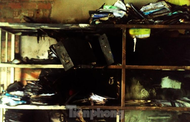 Đắk Lắk: Hỏa hoạn thiêu rụi nhiều hồ sơ tại một cơ quan cấp huyện