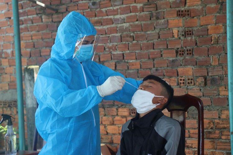 Ngày 13/8: Số ca nhiễm Covid-19 tại Đăk Lăk giảm xuống còn 7 trường hợp