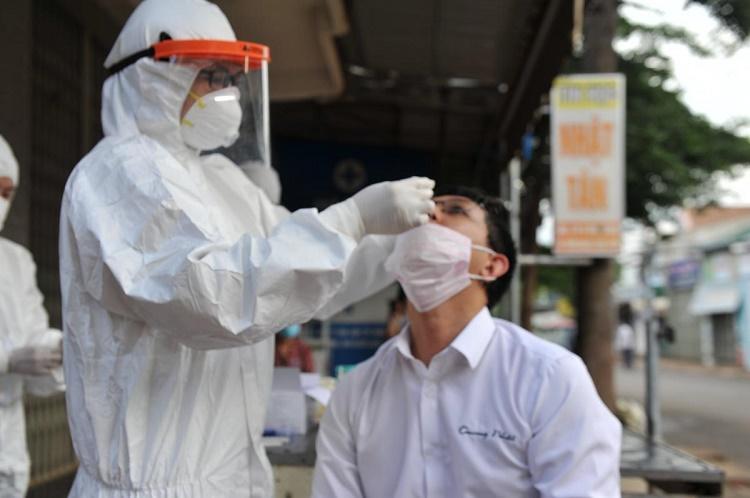 Đắk Lắk: Ghi nhận thêm 36 trường hợp dương tính với SARS-CoV-2 trong ngày 10-8