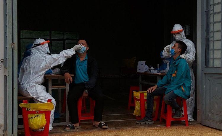 Ngày 4/8/2021: Đắk Lắk thêm 24 trường hợp dương tính với SARS-CoV-2