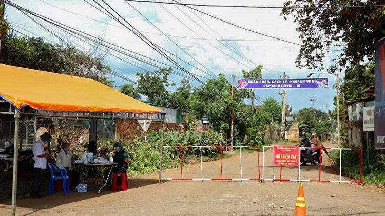 Ngày 6/8: Đắk Lắk ghi nhận thêm 17 ca dương tính với SARS-CoV-2