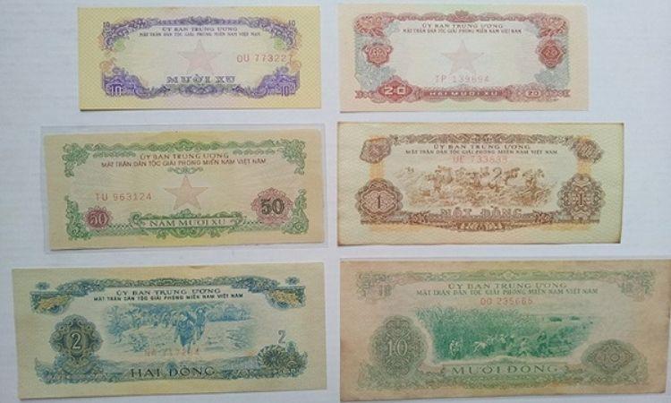 tiền Việt Nam