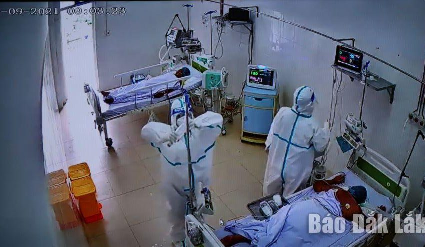 Đắk Lắk ghi nhận 19 trường hợp tái dương tính với SARS-CoV-2 sau khi xuất viện