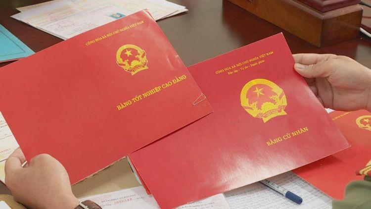 Đắk Lắk: 20 giáo viên, cán bộ sử dụng bằng tốt nghiệp THPT, cao đẳng, đại học giả, không hợp lệ