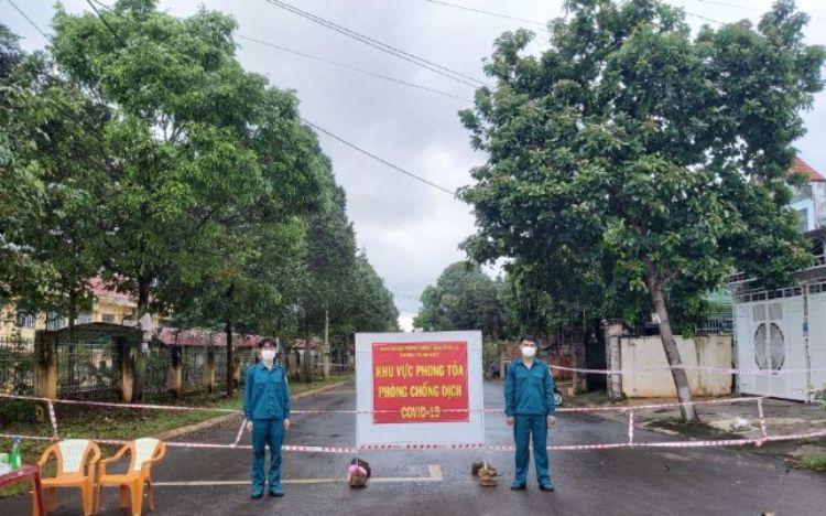 Đắk Lắk: Vừa nới lỏng giãn cách, TP.Buôn Ma Thuột liên tiếp ghi nhận ca nhiễm trong cộng đồng