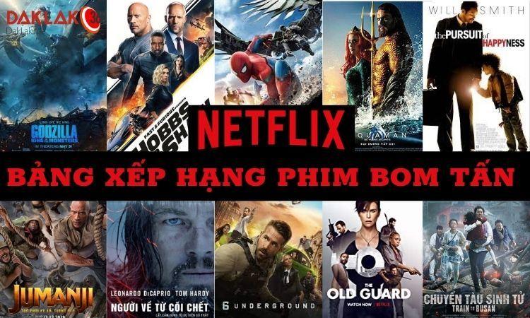 Top 15+ Phim Lẻ Hay Trên Netflix | Phim Bom Tấn Thế Kỷ 21
