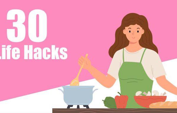 30 life hack