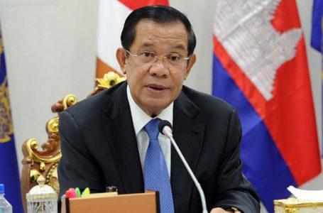 Thủ tướng Campuchia Hun Sen – Ảnh: REUTERS