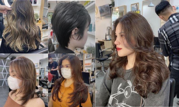 salon tóc đẹp nhất TP. Buôn Ma Thuột